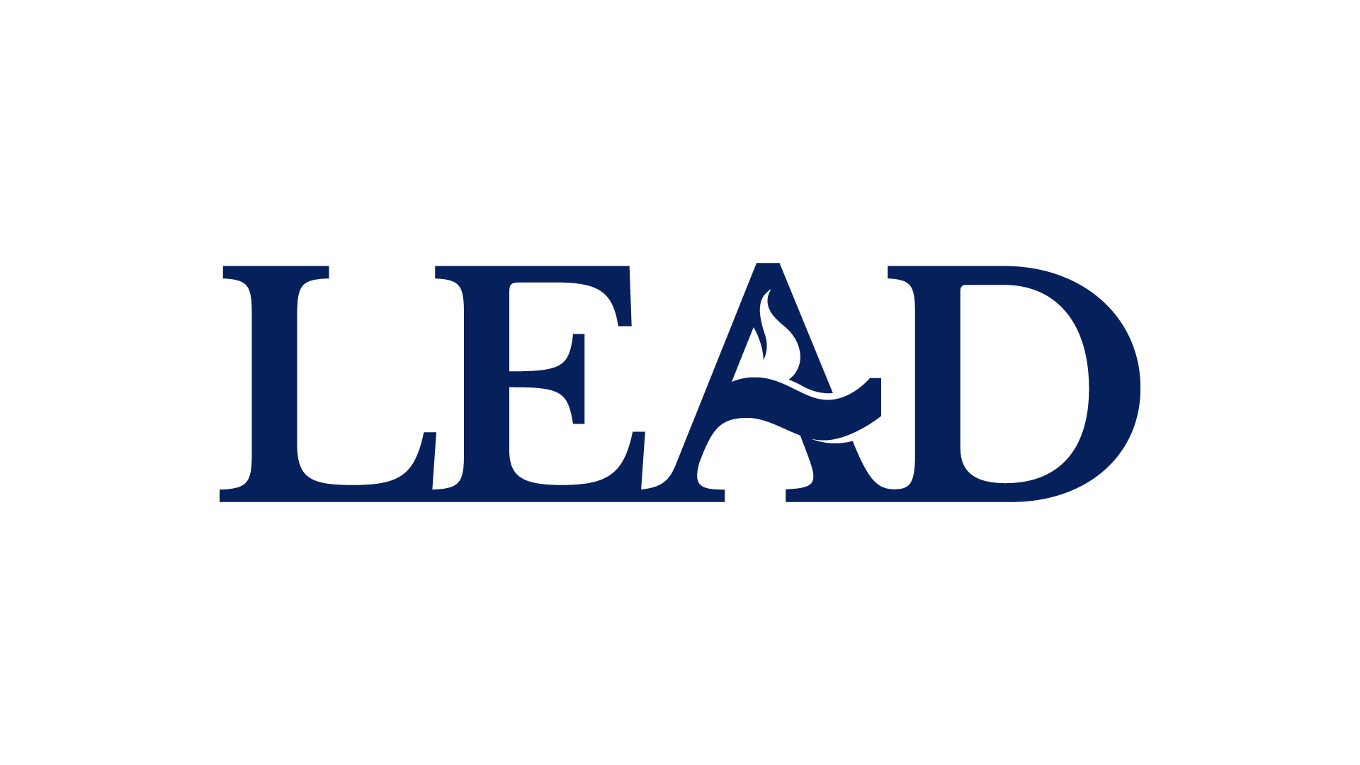 LEAD logo shown